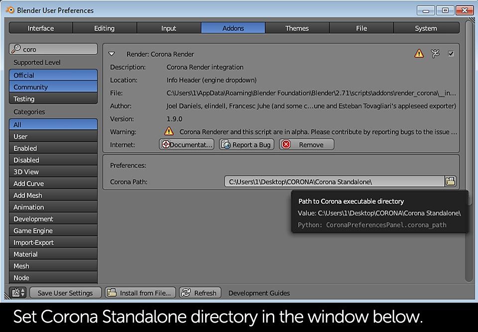 tutorial-corona-renderer-for-blender-installation-slide-01f